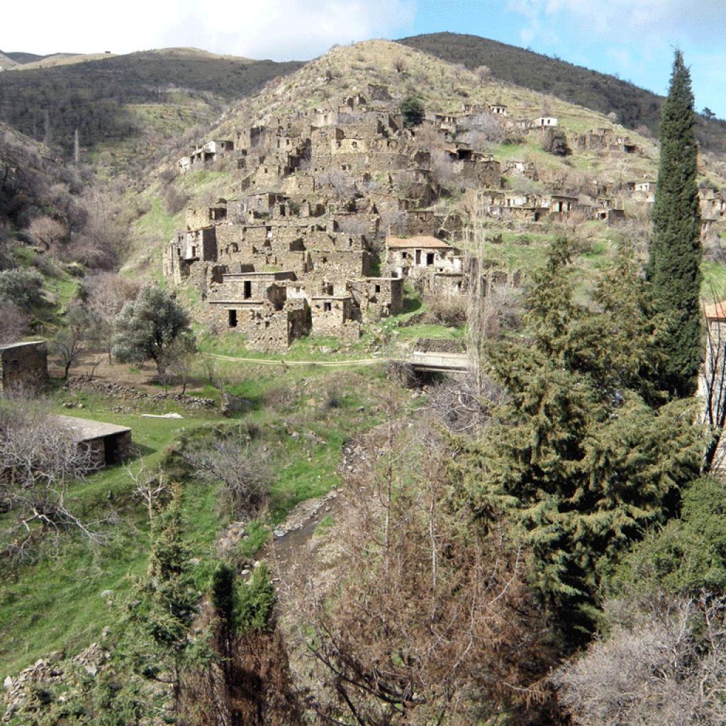 Old Village Potamia