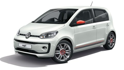 VW UP Automatic